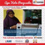 Toko Kue Barokah : Usaha Menjadi Ringan dengan Dough Mixer Maksindo