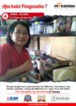 Cake & Bakery Ibu Diana Maria : Usaha Roti Saya Makin Maksimal Dengan Mesin Dough Mixer Maksindo