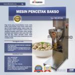 Jual Mesin Cetak Bakso MF-C280B di Palembang