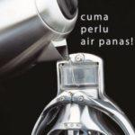 Jual Pembuat Kopi Manual Rok Presso di Palembang