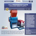 Jual Mesin Penghancur Plastik di Palembang