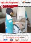 CV. Dab Subur : Dengan Mesin Dough Mixer Maksindo Pengadukan Adonan Makin Mudah