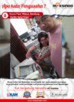Kantin Darul Ulum : Mesin Cetak Mie dari Maksindo Memang Hemat dan Memudahkan Pekerjaan