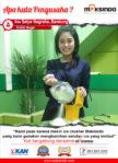 Kedai Bugo : Usaha Saya Lancar Dengan Mesin Ice Crusher Maksindo