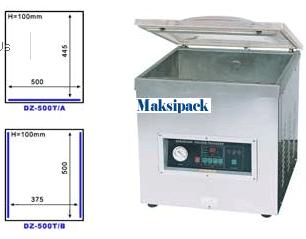 Jual Mesin Vacuum Sealer (DZ500T) di Palembang