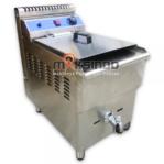 Jual Mesin Gas Fryer 17 Liter (MKS-181) di Palembang