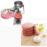 Jual Alat Pencetak Hamburger Manual (HBP15) di Palembang