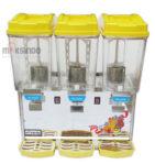 Jual Mesin Juice Dispenser 3 Tabung (17 Liter)-ADK-17×3 di Palembang