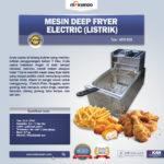 Jual Mesin Deep Fryer Listrik MKS-81B di Palembang