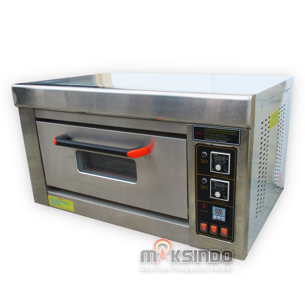 Jual Mesin Oven Roti Gas (PZ11) di Palembang