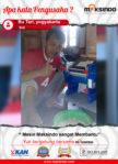 Stik : Mesin Cetak Mie dari Maksindo Memang Sangat Membantu