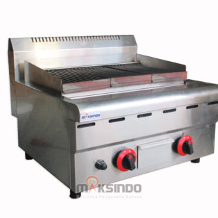 Jual Counter Top Gas Lava Rock Grill MKS-603GL di Palembang