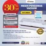 Jual Mesin Vacuum Sealer (DZ-280A) Di Palembang
