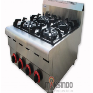 Jual Counter Top 4-Burner Gas Range Palembang