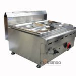 Jual Counter Top Gas Bain Marie MKS-605BM di Palembang