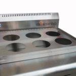 Jual Counter Top Gas Pasta Cooker MKS-606PS di Palembang