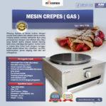 Jual Mesin Crepes (Gas) Harga Hemat di Palembang