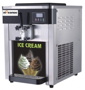 Mesin Ice Cream Maksindo Cocok Bagi Bisnis Ice Cream