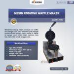 Jual Mesin Rotating Waffle Maker (MKS-RTW01) di Palembang