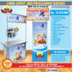 Paket Usaha Soft Ice Cream Program BOM