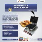 Jual Mesin Waffle Bentuk Kotak (WF-60) di Palembang