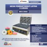 Jual Mesin Pembuat Donut Listrik 6 Lubang di Palembang