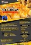 Training Usaha Kue Lebaran, 28 April 2018
