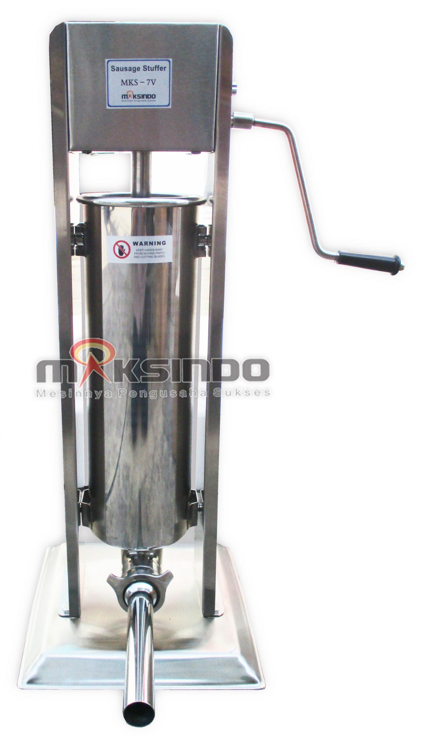 Jual Mesin Pembuat Sosis Vertikal MKS-7V di Palembang