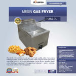 Jual Mesin Gas Fryer MKS-7L di Palembang