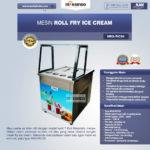Jual Mesin Roll Fry Ice Cream RIC50 di Palembang