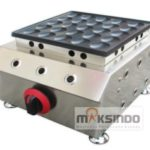 Jual Mesin Mini Pancake Poffertjes Gas 25 Lubang MPC25 di Palembang