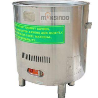 Jual Mesin Pengukus – Steam Machine (Gas) MKS-ST25G di Palembang