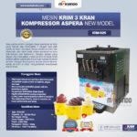 Jual Mesin Krim 3 Kran NEW MODEL (ICM-925) di Palembang