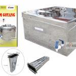 Jual Mesin Es Krim Goyang MKS-100G di Palembang
