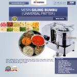 Jual Mesin Giling Bumbu (Universal Fritter) MKS VGC9 di Palembang