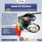 Jual Mesin Ice Crusher SY110 di Palembang