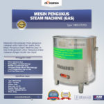 Jual Mesin Pengukus – Steam Machine (Gas) MKS-ST25G di Palembang