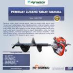 Jual Pembuat Lubang Tanah Manual (AGR-PT61) di Palembang