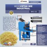 Jual Mesin Cetak Mie Industrial (MKS-500) di Palembang