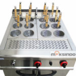 Jual Gas Pasta Cooker With Cabinet MKS-901PC di Palembang