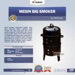 Jual Mesin Big Smoker MKS-BLS002 di Palembang