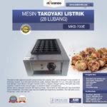 Jual Mesin Takoyaki Listrik (28 Lubang) di Palembang
