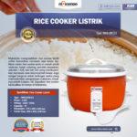 Jual Rice Cooker Listrik MKS-ERC23 di Palembang
