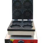 Jual Waffle Maker Bentuk Bunga MKS-BNG04 di Palembang