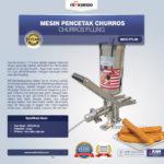 Jual Mesin Pengisi Churros (Churros Filling) MKS-PFL30 di Palembang