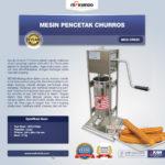 Jual Mesin Pencetak Churros MKS-CRS05 di Palembang