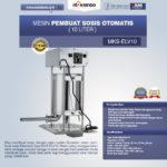 Jual Mesin Pembuat Sosis Otomatis (MKS-ELV10) di Palembang