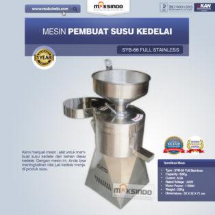 Jual Mesin Pengolah SUSU KEDELAI di Palembang