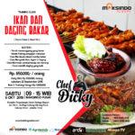 Training Usaha Ikan dan Daging Bakar, 6 Oktober 2018