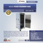 Jual Mesin Food Warmer Kue MKS-DW160 di Palembang